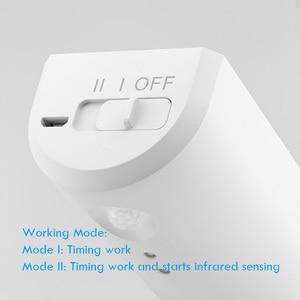 Image 2 - Youpin PETONEER desodorizador de esterilización inteligente para mascotas, eliminador de olores, temporizador infrarrojo, modo Dual, carga USB para perros y gatos