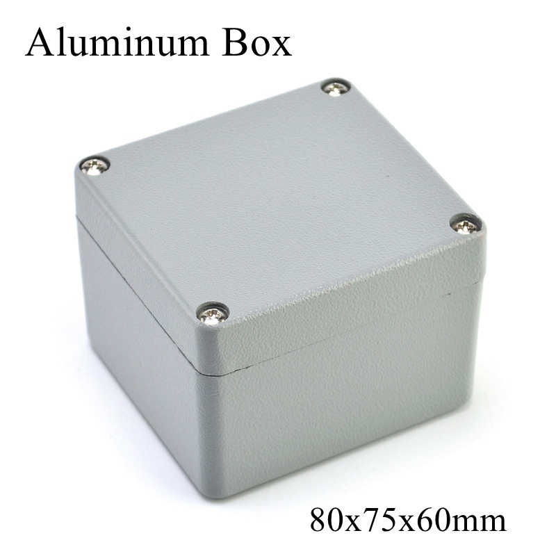 Diecast Box Enclosure Electronic Projects IP66 Case Watertight Choose Size