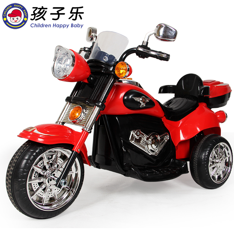 Electric Riding Toys For Boys 5 And Up : Children music can sit three electric car
