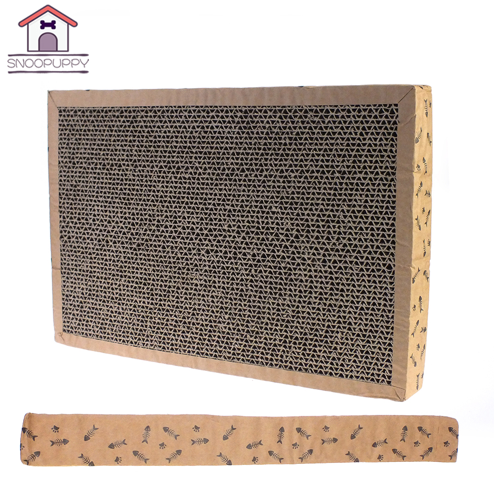 Sisal Scratching Post For Small Large Cats Claw Grinding Wood Durable Pet Cat Scratcher Pad Corrugated Cat Toy Scratchers Ly0017