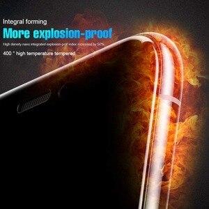 Image 2 - Suntaiho สำหรับ iPhone X XR XS แก้ว iPhone 6S 7 8 PLUS กระจกนิรภัยสำหรับ iPhone 11Pro ป้องกันหน้าจอ 5D ฝาครอบแกะสลัก
