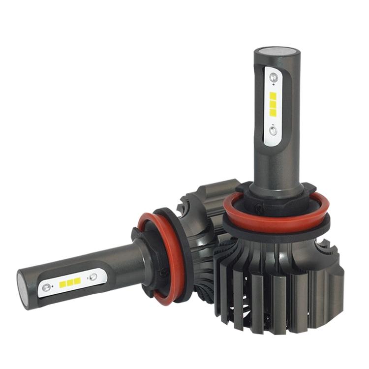 Car H4 Hi-Lo Beam H7 H11 9005 9006 D1S D2S D3S D4S CSP Auto Led Headlight Bulb 72W 8000lm 6500K Headlamp 2pcs h4 h7 h11 h1 h13 h3 9004 9005 9006 9007 9012 cob led car headlight bulb hi lo beam 72w 8000lm 6500k auto headlamp 12v 24v