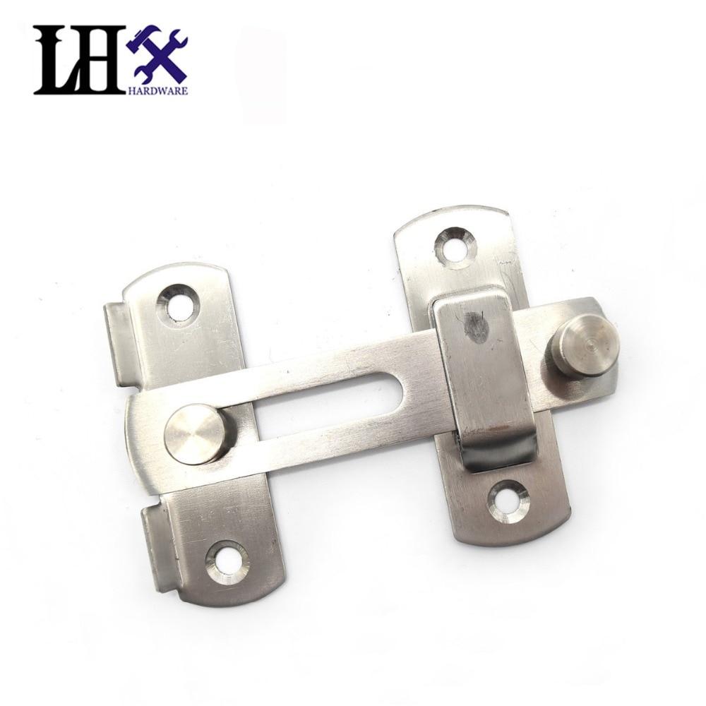 Lhx amms93 hardware high quality hasp latch lock sliding door simple convenience window cabinet locks cerradura