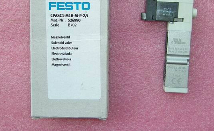 CPASC1-M1H-M-P-2,5 526990 solenoid valves body FESTO without Coil free shipping [sa] genuine original special sales festo solenoid valve cpa10 m1h 5js spot 173450 2pcs lot