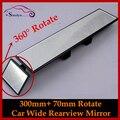 2016 New Car Acessórios Interior Universal Visão Ampla Espelho Retrovisor Plano + 360 graus de Rotação Espelho anti-dazz, Auto Suprimentos