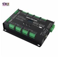BC 632 DC5V 24V Constant Voltage 32CH DMX/RDM decode driver 3A*32CH output DMX512 rgbw Controller For RGB RGBW Led Strips lamp