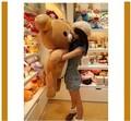 Enorme 110 cm Rilakkuma oso de peluche de juguete muñeca regalo cojín w4617