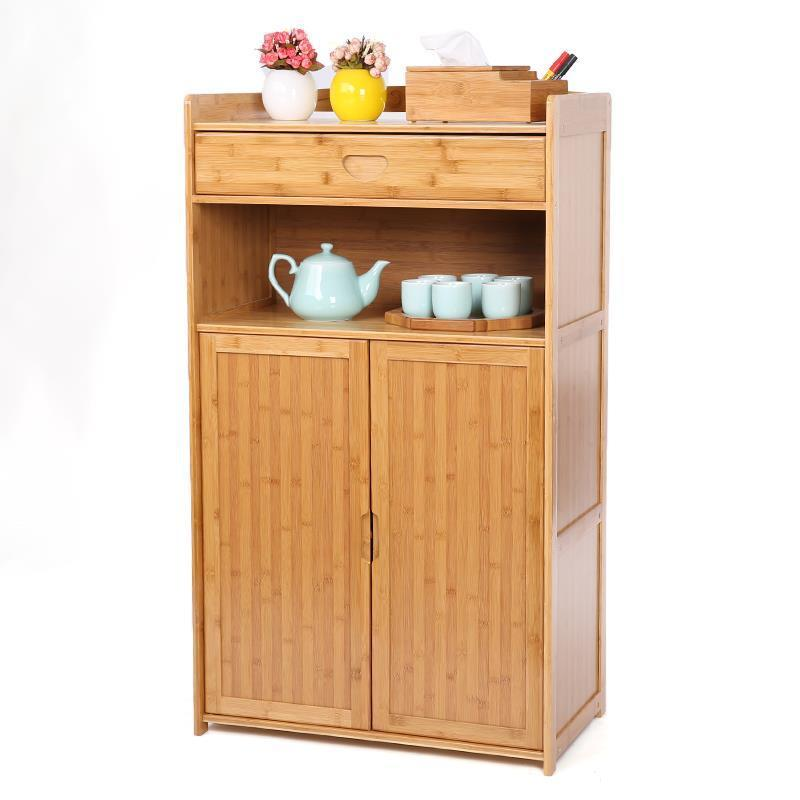 sideboards lockers modern minimalist solid wood tea cupboards wine Cabinet simple restaurant kitchen cabinets antique vintage wood bedside cabinet straw small cabinet drawer storage cabinets lockers simple paulownia wood