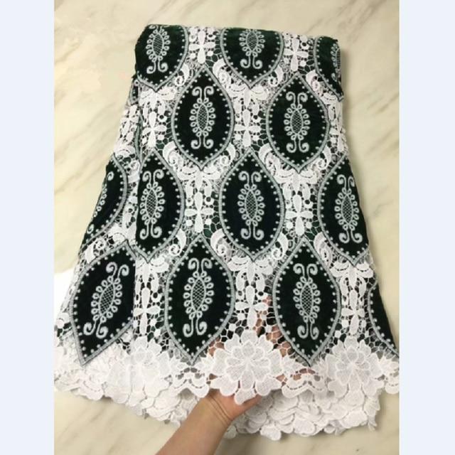 Thụy sĩ sợi sữa net ren chắp vá vải nhung cho ăn mặc 5 yards chất lượng cao phụ nữ thoải mái mềm may chắp vá vải