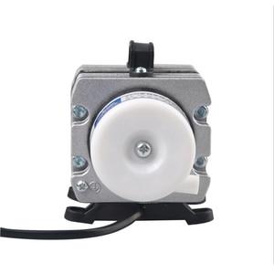 Image 5 - SUNSUN aquarium electromagnetic air compressor air pump is suitable for large aquarium pond aerator 220V With hose and gas stone