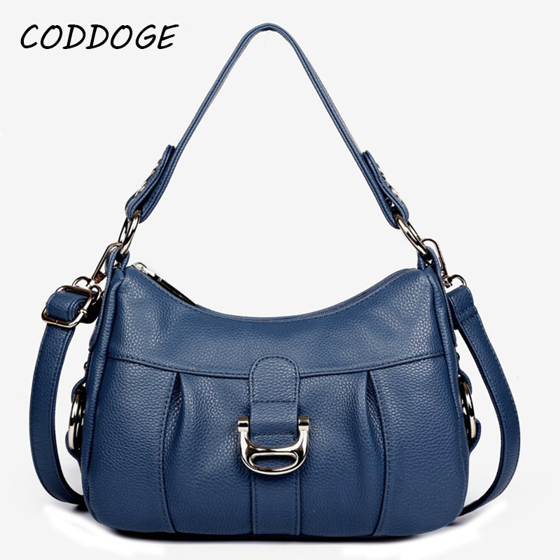 NEW Genuine Leather Women Handbag Fashion Bag Second Layer Cowhide Leather Women Shoulder Bag Women Crossbody Bag Lady Tote Bags