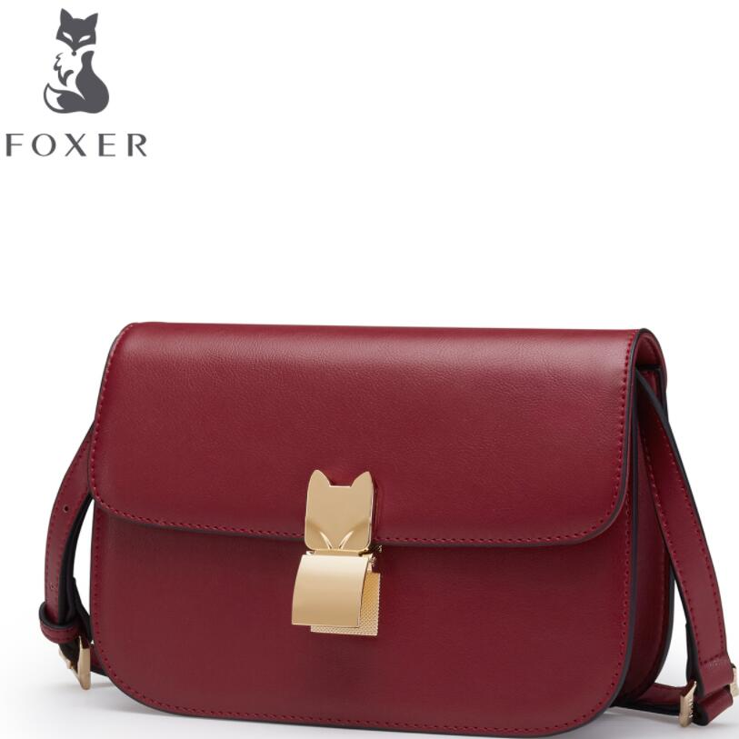 free delivery Cow leather handbag 2017 autumn and winter new leather Messenger bag Shoulder Bags Small square bag Messenger bag cossloo handbag women s bags 2018 autumn and winter smiley bag cross body handbag shoulder bag messenger bag bucket handbag