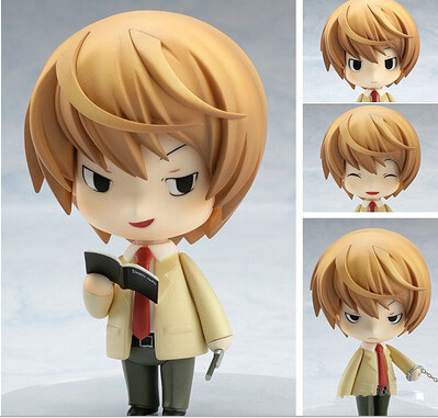 Death Note Yagami Light Movable Action Figure Toy