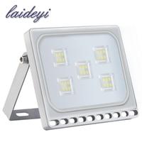 LAIDEYI 2PCS LED Floodlight 220V Ultrathin LED Flood Light 30W Reflector LED Spotlight Project Lamp Outdoor