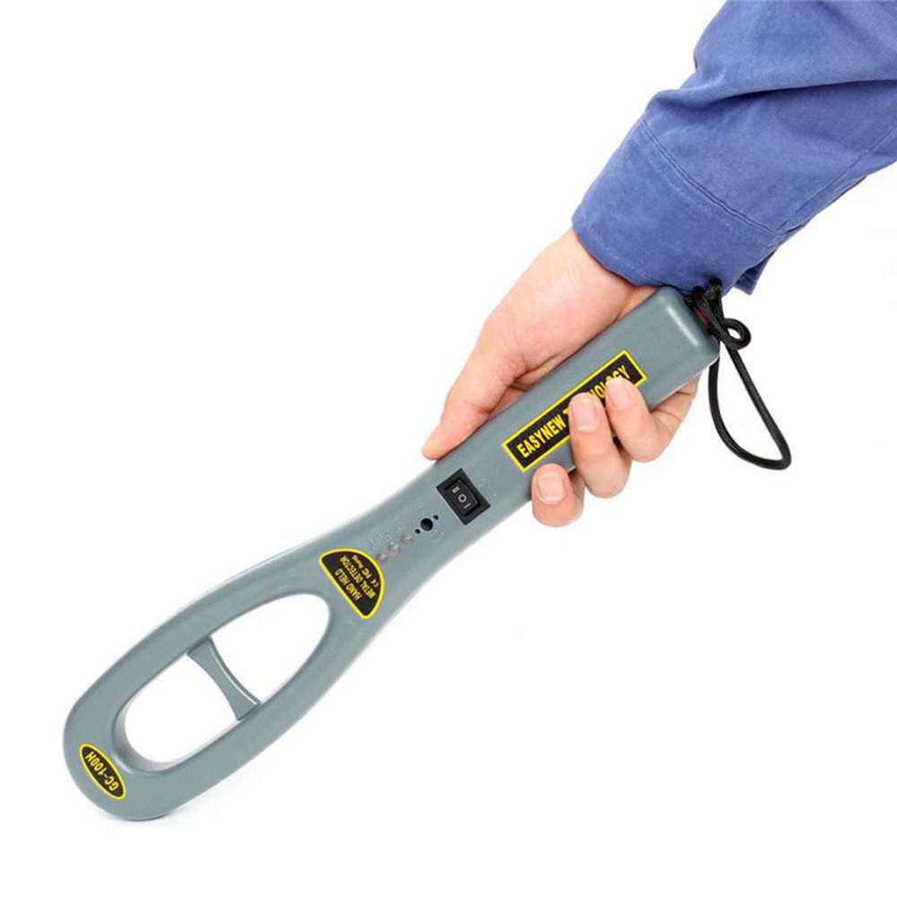 New Upgraded Professional Handheld Securitys