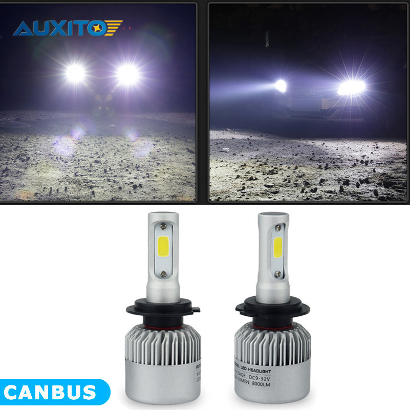 h7 h4 9003 h1 car led headlight canbus auto repalcement. Black Bedroom Furniture Sets. Home Design Ideas