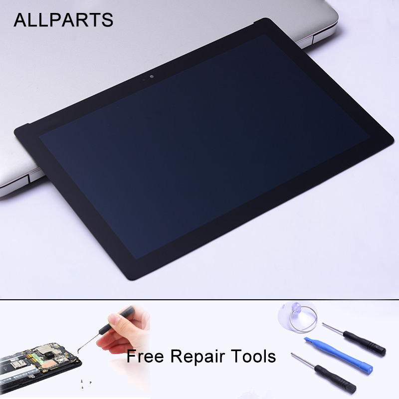 100% TESTED 10.1'' 1280x800 Display For Asus Z300 Z300C Z300CG Z300 LCD with Touch Screen Digitizer Assembly Replacement Parts 100% new tested for motorola moto x style x3 xt1570 lcd screen display with touch digitizer tools assembly 1 piece free shipping