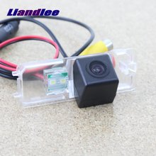 Liandlee Rear View Reverse Camera FOR SEAT Ibiza / SEAT Leon / Car Parking Back up Camera / HD CCD Night Vision
