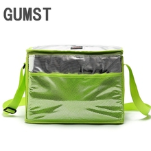 18L High quality brand thermal picnic lunch bag Fresh Keeping Insulated Picnic Cooler Bag ice bag thermo lunchl Bags for Food