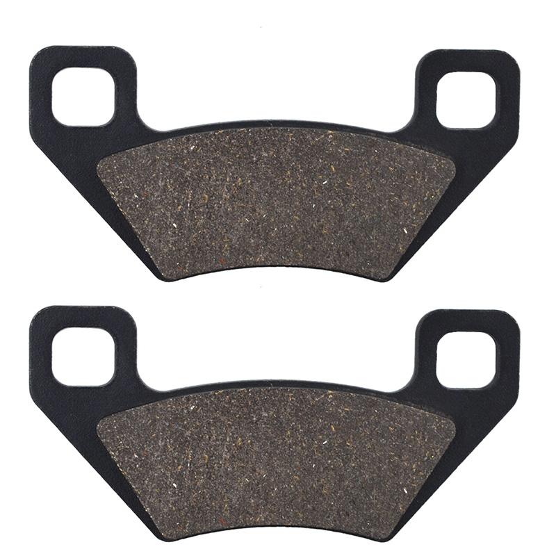 Front Rear Brake Pads For Arctic Cat Mudpro 700i 700i LTD 2011 2012 2013 2014