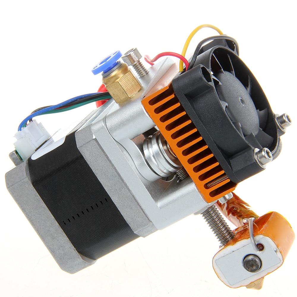 0.5mm Nozzle 3D Printer Extruder Head Hot End for MK8 Makerbot 1.75mm Filament