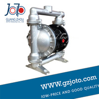 Stainless Steel SS316 Double Diaphragm Air Pneumatic Pump QBY 25P