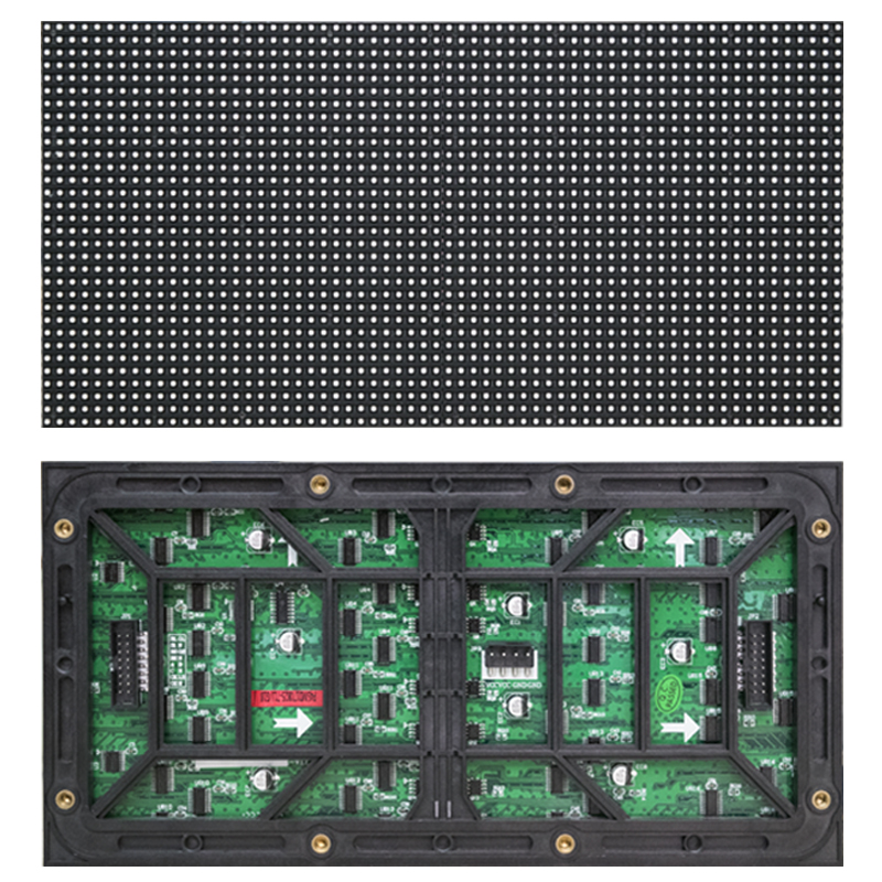 Board, Color, Smd, Panel, Outdoor, Display