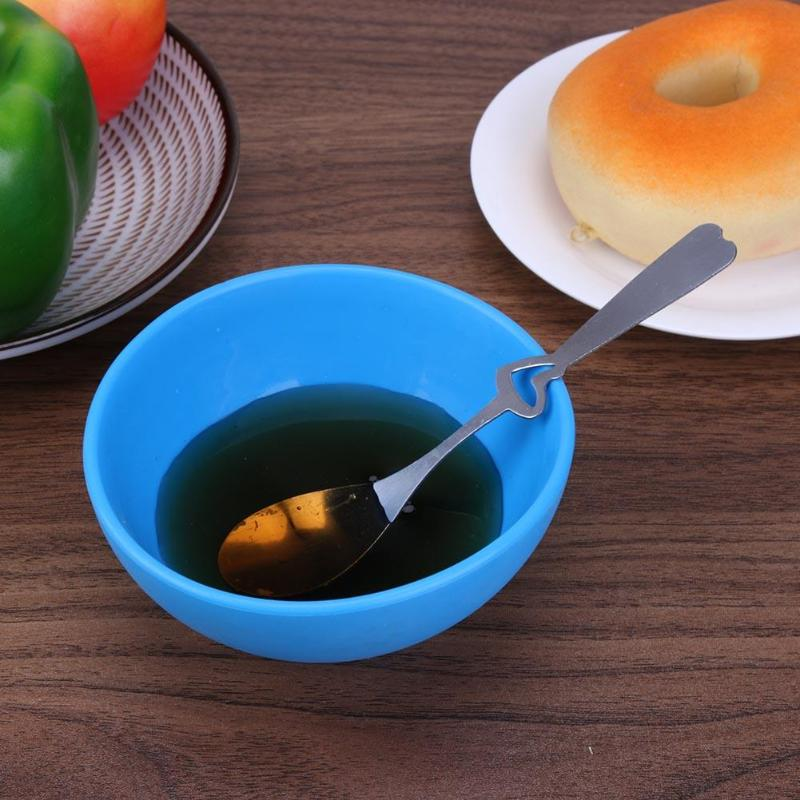 Silicone Round Square Salt Bowl Seasoning Sauce Vinegar Butter Container Non toxic Dinnerware Supplies Kitchen Tool-in Bowls from Home u0026 Garden on ... & Silicone Round Square Salt Bowl Seasoning Sauce Vinegar Butter ...