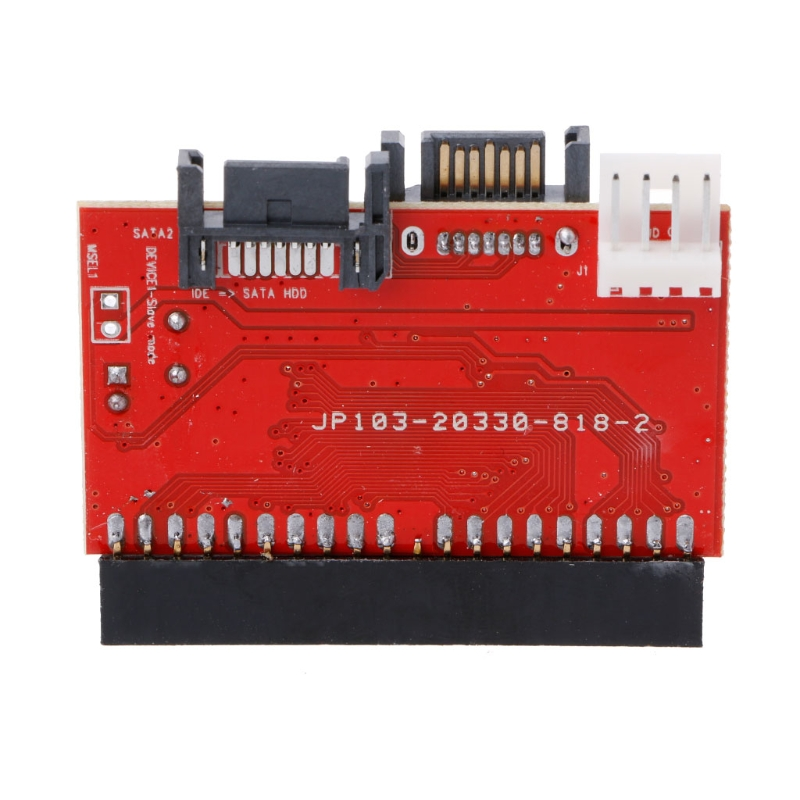IDE SATA Adapter 2-In-1 SATA To IDE / IDE To Serial ATA 100/133 Converter Adapter For HDD CD DVD