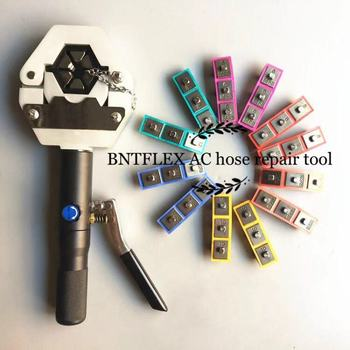 Free shipping 71500 manual A/C a/c hose crimper hydraulic crimping tool