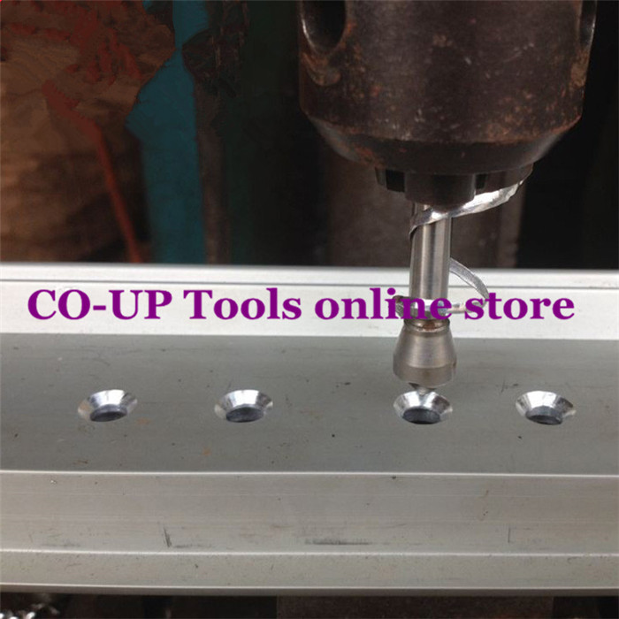 6542/M2 Countersink Deburring Drill Bit 5-10MM Broca Metal Taper Stainless Steel Hole Saw Cutter Chamfering Power Drills Tool 6542 m2 countersink deburring drill bit 5 10mm broca metal taper stainless steel hole saw cutter chamfering power drills tool