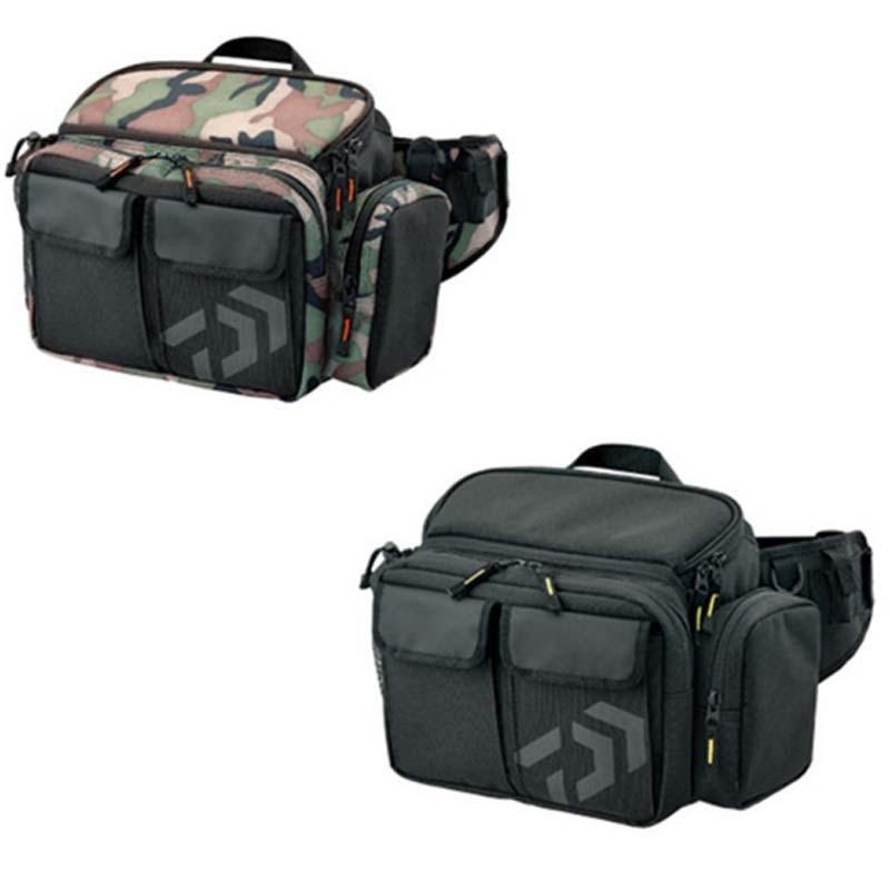 2019 New DAIWA Dawa Outdoor Fishing Pockets Tool Storage Bag Large Capacity Portable Lightweight Multifunction