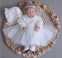 DOLLMAI Cute all Silicone Rebron Baby Dolls Newborn Baby 22inch cute Princess 55cm Kids Playmates Bebe Reborn Fashion DIY Toy
