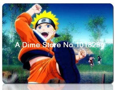 Naruto mouse pad Can be washed mousepad laptop anime mouse pad gear notbook computer gaming mouse pad gamer play mats