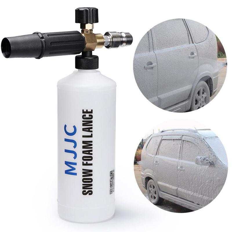 Image 2 - MJJC Foam Lance for PA Quick Release Pressure Washer with PA quick Release Connector Multifunctional Effervescent Spray Cleaner-in Water Gun & Snow Foam Lance from Automobiles & Motorcycles