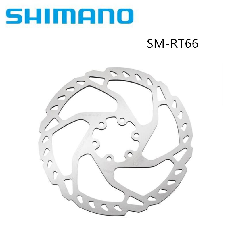 Shimano slx zee deore SM-RT66 디스크 브레이크 로터 160mm 180mm 203mm mtb 6 볼트 타입 디스크 브레이크 로터 6