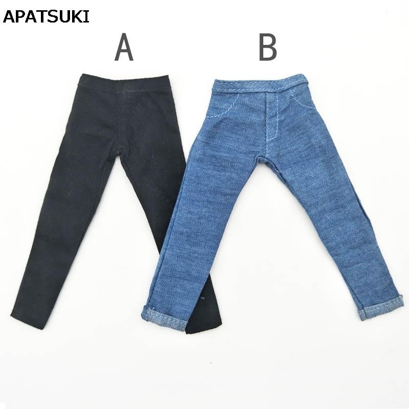 Clothes for  Boyfriend Ken Dolls T-shirt /& Ripped Jeans Pants Trouser HU