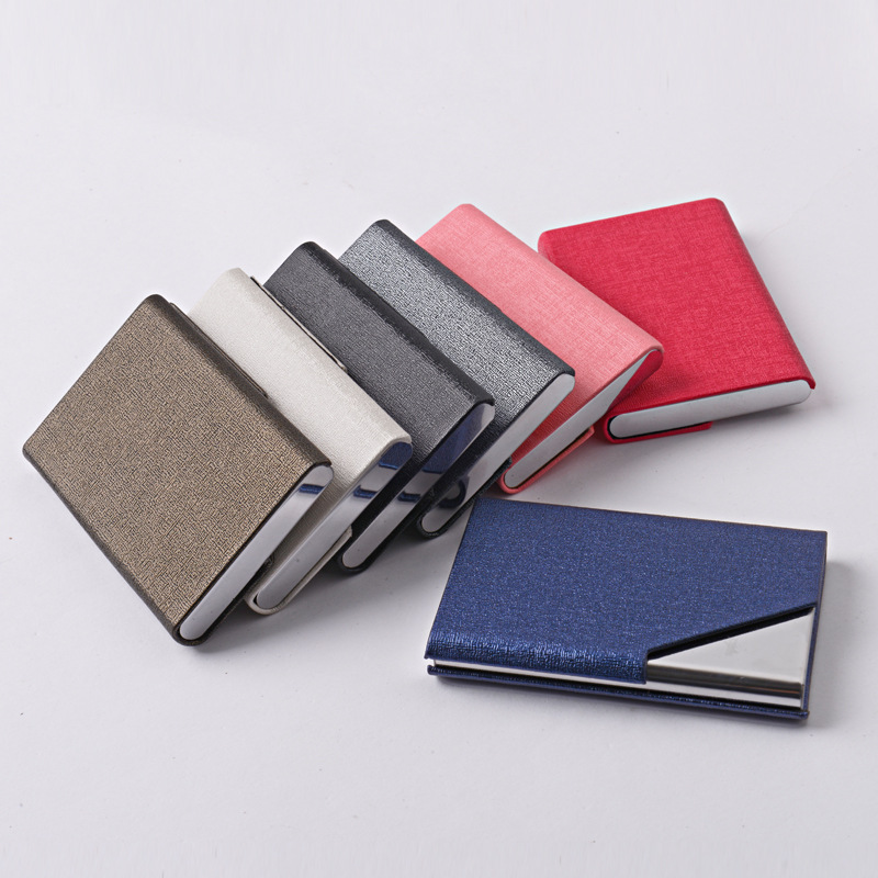 New porte carte Cortex stainless steel thin business card holders ...