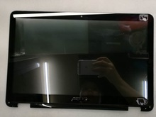 """New 15.6"""" Touch Screen Glass Digitizer Assembly For Asus TP501 Series FP-TPAY15611A-01X W/ Front Bezel"""