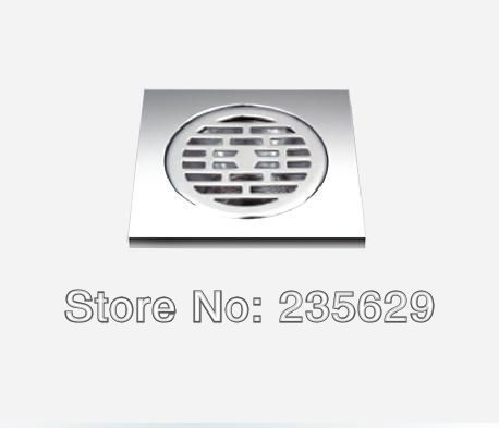 Free Shipping,Brass floor drain,Anti odor Floor drain, Anti water backing, Anti virus,Chrome Plated Surface, Diameter is 44mm диски helo he844 chrome plated r20