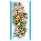 Flowers and Apples D...
