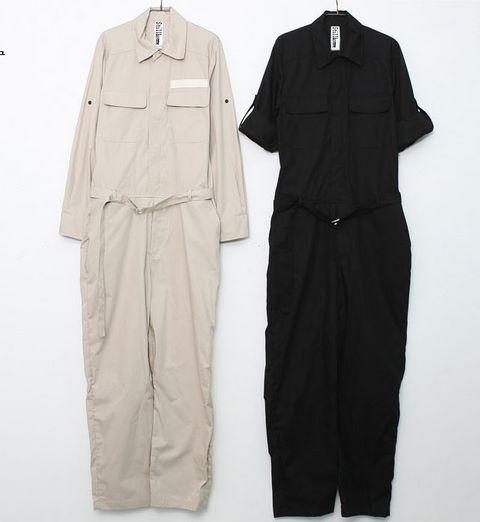 Men casual loose bib overalls Men's Streetwear jumpsuit Harem Cross pants hip-hop costume tooling jumpsuit Men's Cargo Rompers