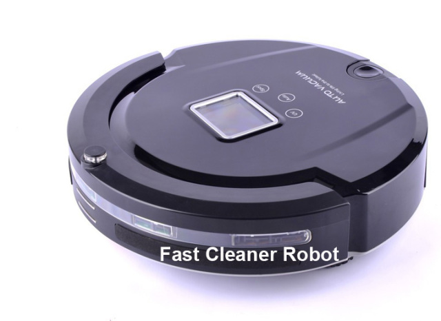 Cheaper model Smart robot clever vacuum cleaner,UV lamp,Speed adjustment,Remote Controller,Anti-falling, updated from A325