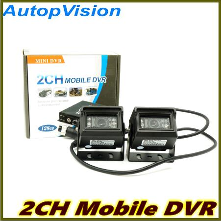 2Ch Mini Vehicle Car Video Recorder Car/Bus Mobile Car Video DVR I/O Alarm Motion Detect Black In Stock Max Upto 128GB SD Card 4pcs per lot 2ch mini vehicle car video recorder car bus mobile car video dvr i o alarm max upto 128gb sd card