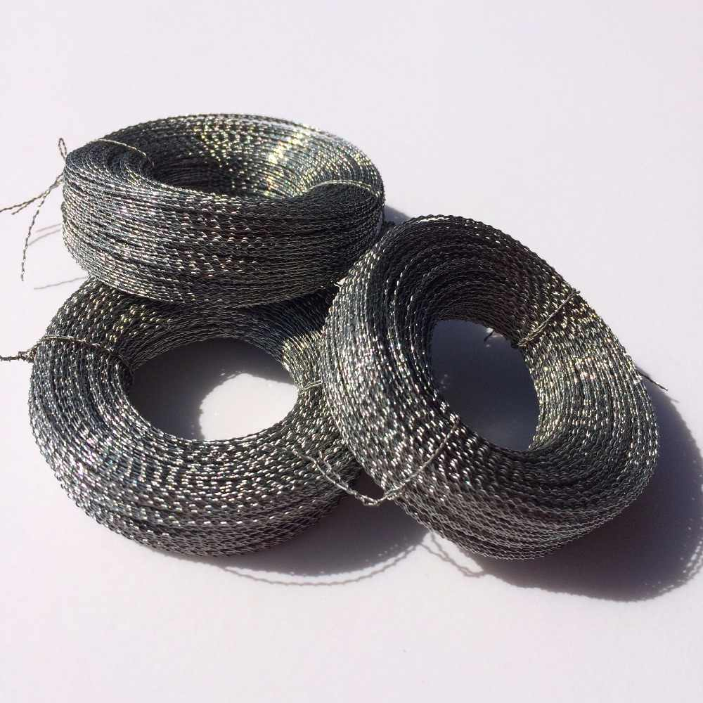 2strand steel seal wire diameter of 0.6mm 60m per coil