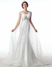 Luxury 2016 Mermaid Wedding Dress Vestido De Noiva Tulle Lace UpWedding Gowns Bridal Dresses Party Princess Styles