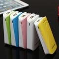 Portable LED USB 5V 5600 mah 2x 18650 Power Bank Box  Case Kit DIY Cell External Battery Charger Backup Shell For Mobile Phone