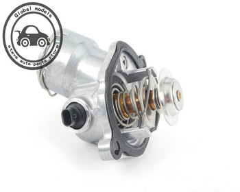 Thermostat Assembly Coolant Thermostat for Mercedes Benz W204 C160 C180 C200 C220 C230 C240 C270 C280 C300 C320 C350 C55