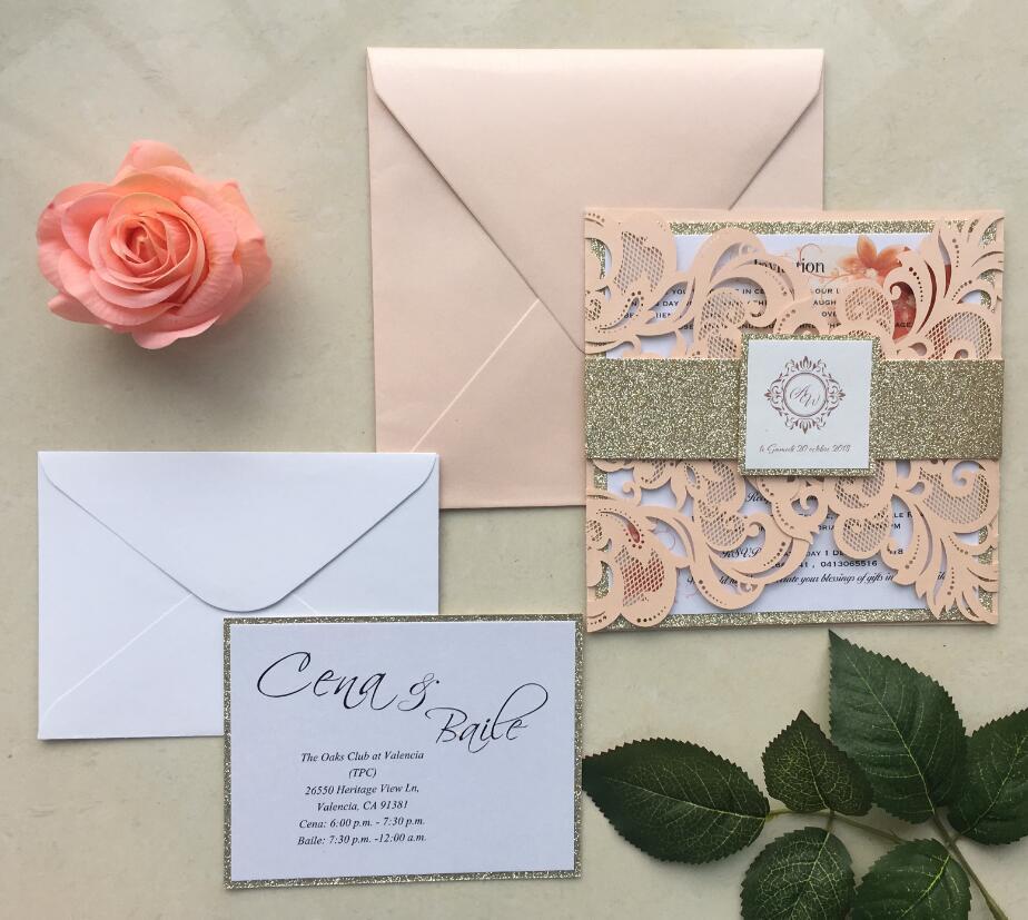 Buy Wedding Invitations Online: Aliexpress.com : Buy Lace Laser Cut Wedding Invitations