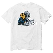 DAFT PUNK DJ house / synthpop t-shirt